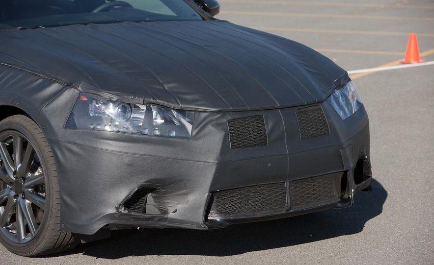 2012 Lexus GS350 (prototype) - Slide 35