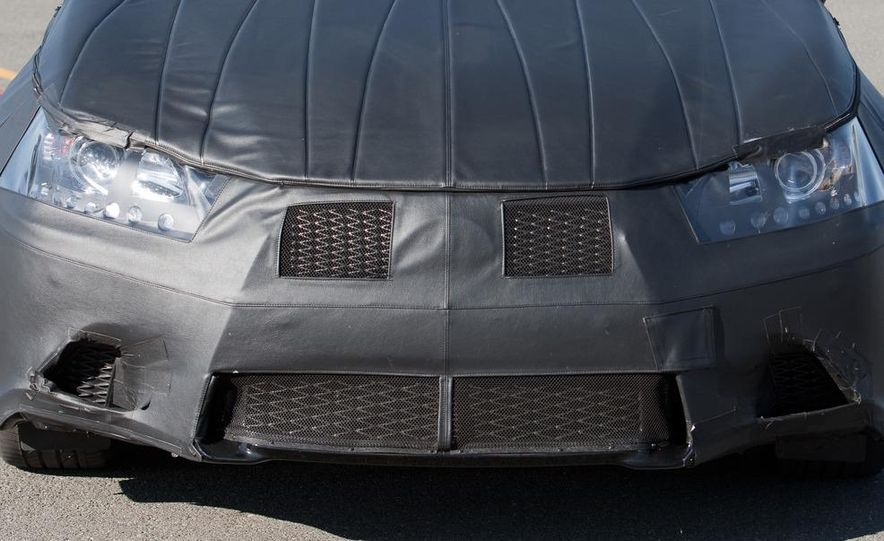 2012 Lexus GS350 (prototype) - Slide 37