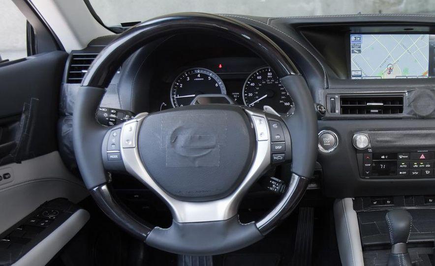 2012 Lexus GS350 (prototype) - Slide 50