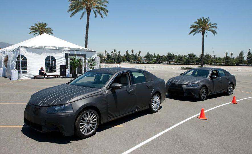 2012 Lexus GS350 (prototype) - Slide 33