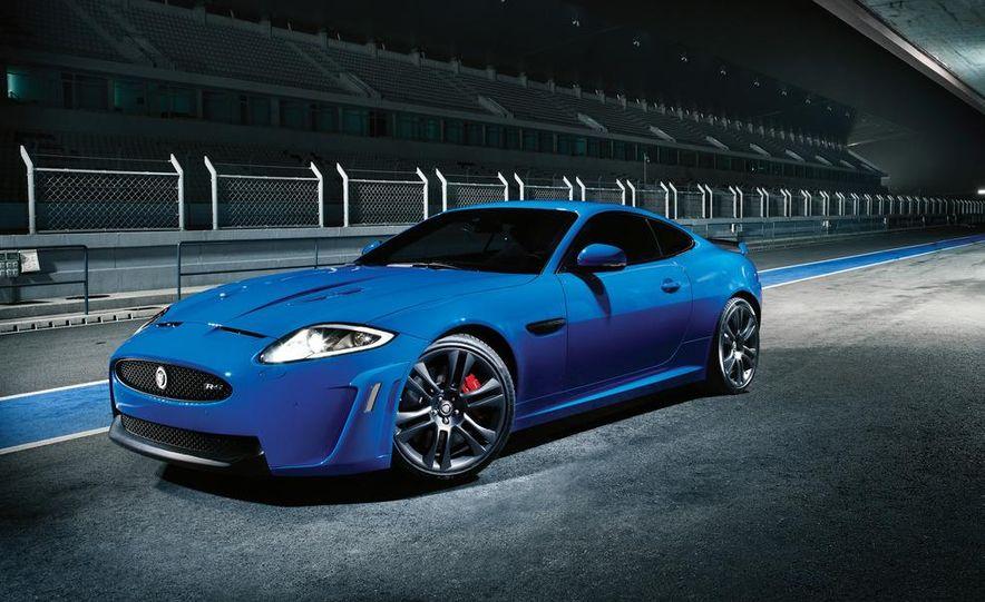 2012 Jaguar XKR-S - Slide 47
