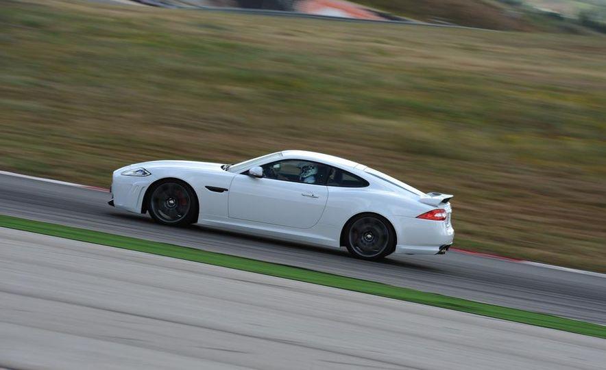 2012 Jaguar XKR-S - Slide 39