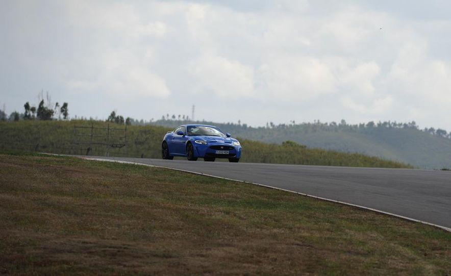 2012 Jaguar XKR-S - Slide 13