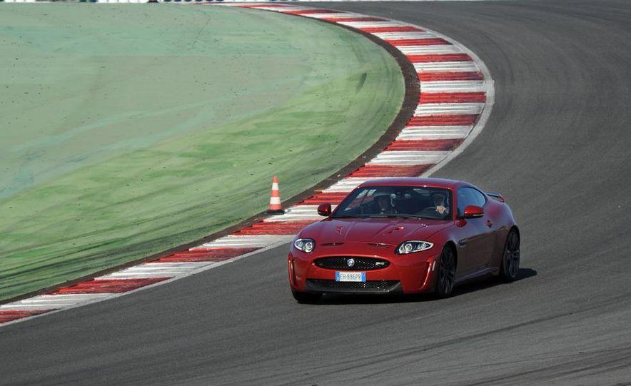 2012 Jaguar XKR-S - Slide 46