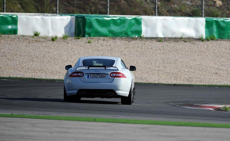 2012 Jaguar XKR-S - Slide 43