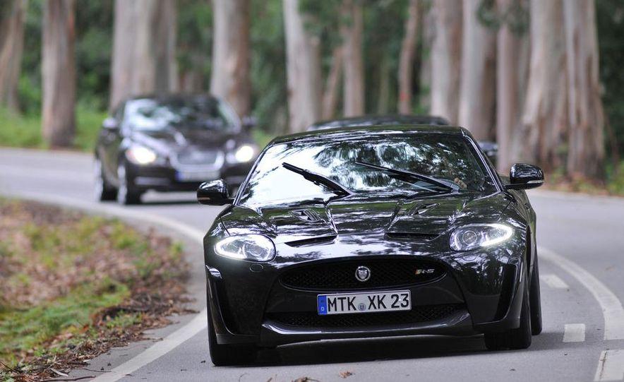 2012 Jaguar XKR-S - Slide 32