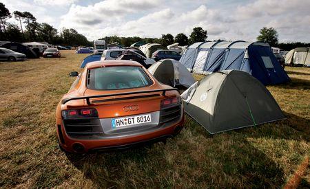 Camper Van Audi