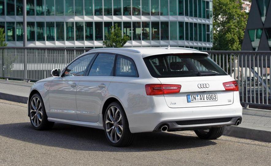 2012 Audi A6 Avant 3.0 TDI S-line - Slide 2