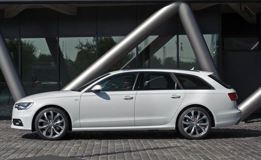 2012 Audi A6 Avant 3.0 TDI S-line - Slide 4