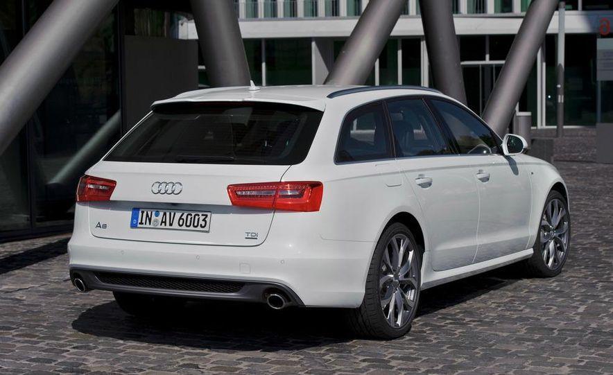 2012 Audi A6 Avant 3.0 TDI S-line - Slide 5