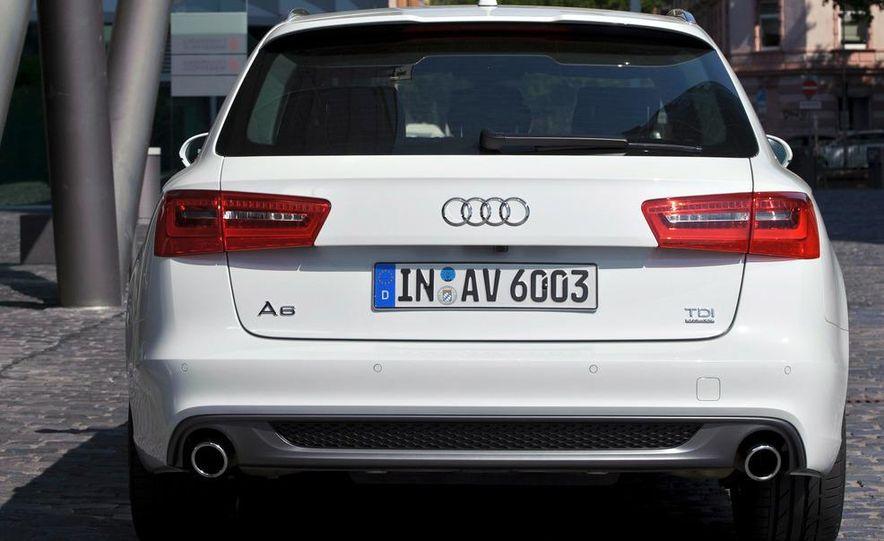2012 Audi A6 Avant 3.0 TDI S-line - Slide 6