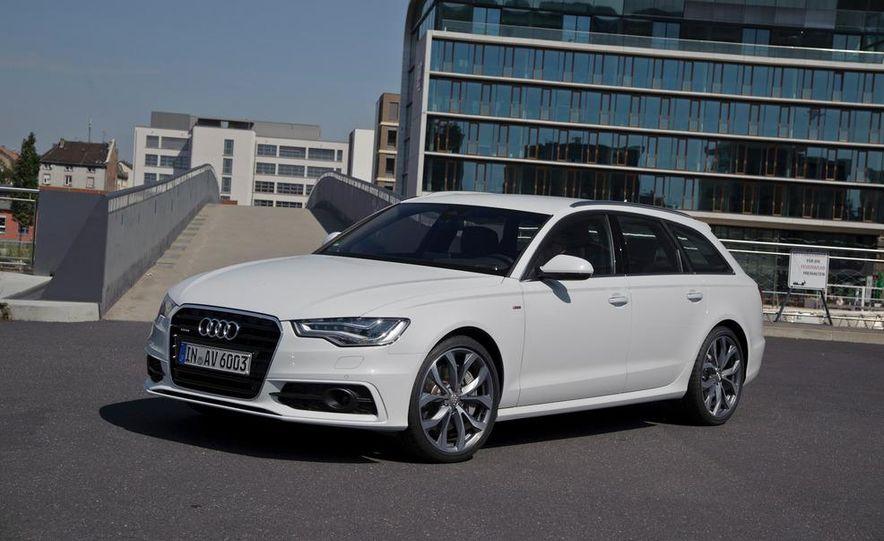 2012 Audi A6 Avant 3.0 TDI S-line - Slide 8