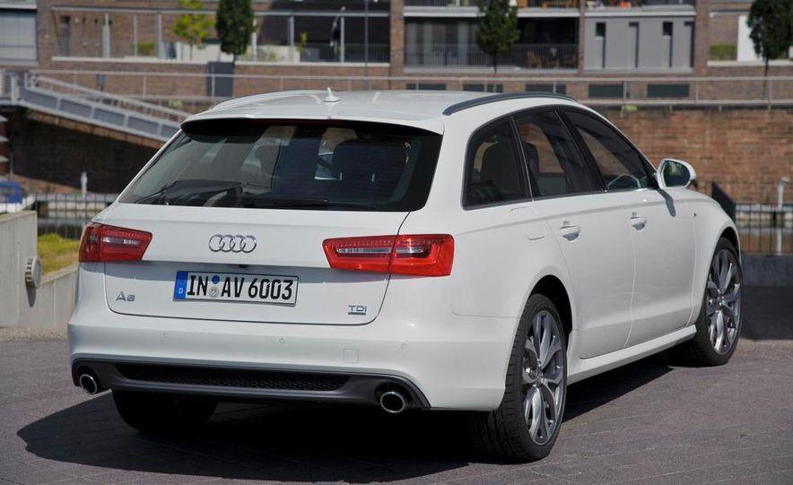 2012 Audi A6 Avant 3.0 TDI S-line - Slide 9