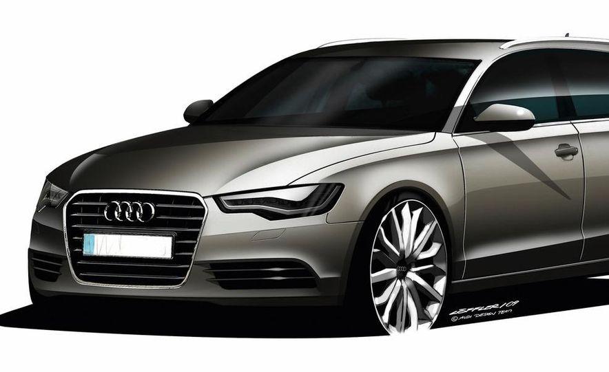 2012 Audi A6 Avant 3.0 TDI S-line - Slide 11