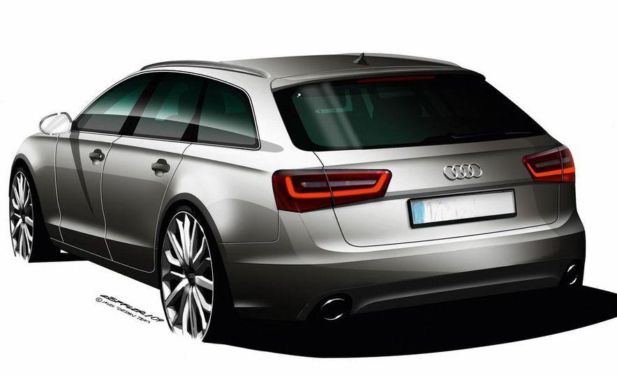 2012 Audi A6 Avant 3.0 TDI S-line - Slide 12