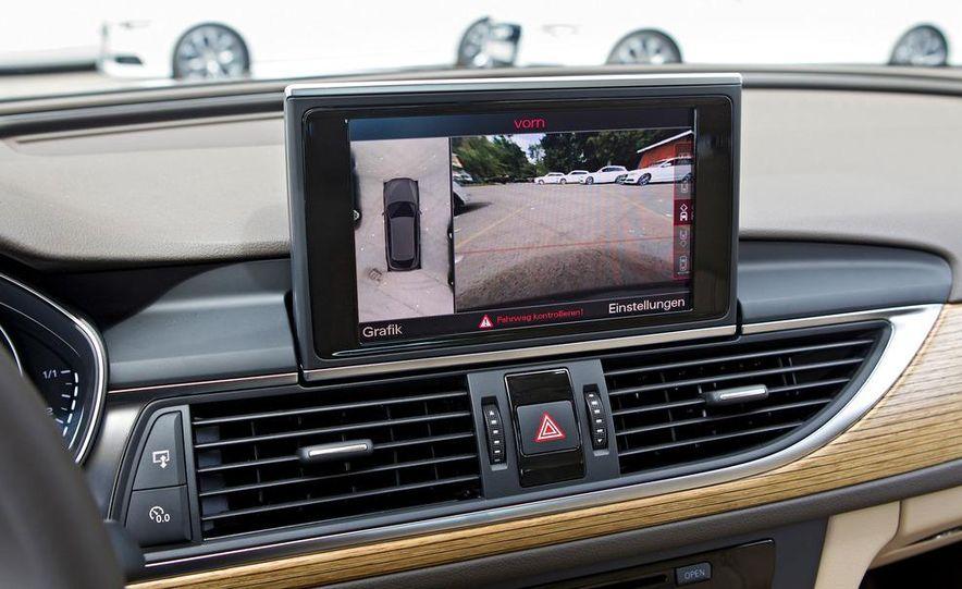2012 Audi A6 Avant 3.0 TDI S-line - Slide 23