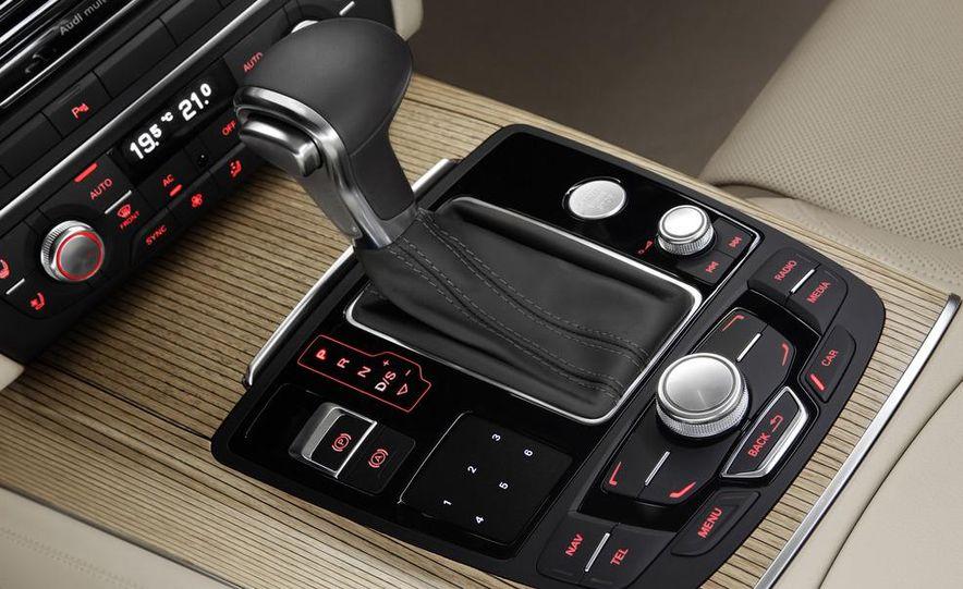 2012 Audi A6 Avant 3.0 TDI S-line - Slide 22