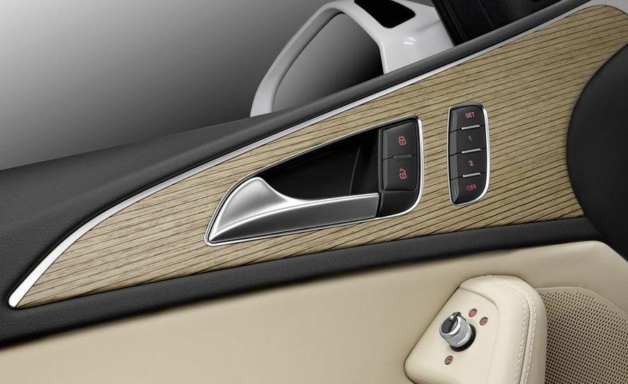 2012 Audi A6 Avant 3.0 TDI S-line - Slide 17