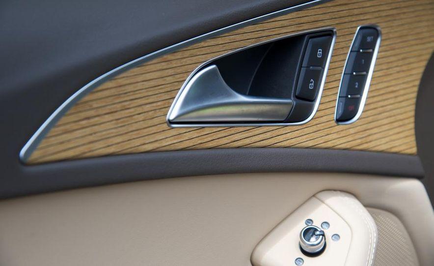 2012 Audi A6 Avant 3.0 TDI S-line - Slide 18