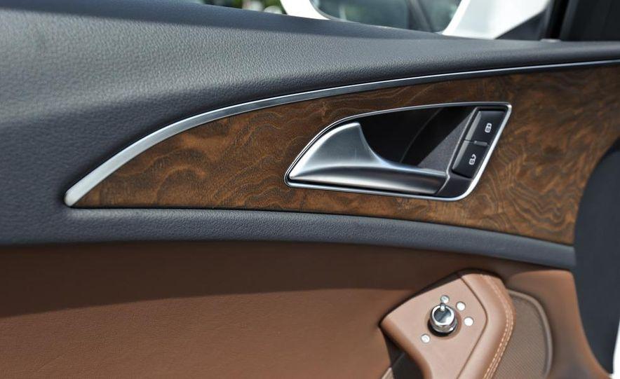 2012 Audi A6 Avant 3.0 TDI S-line - Slide 19