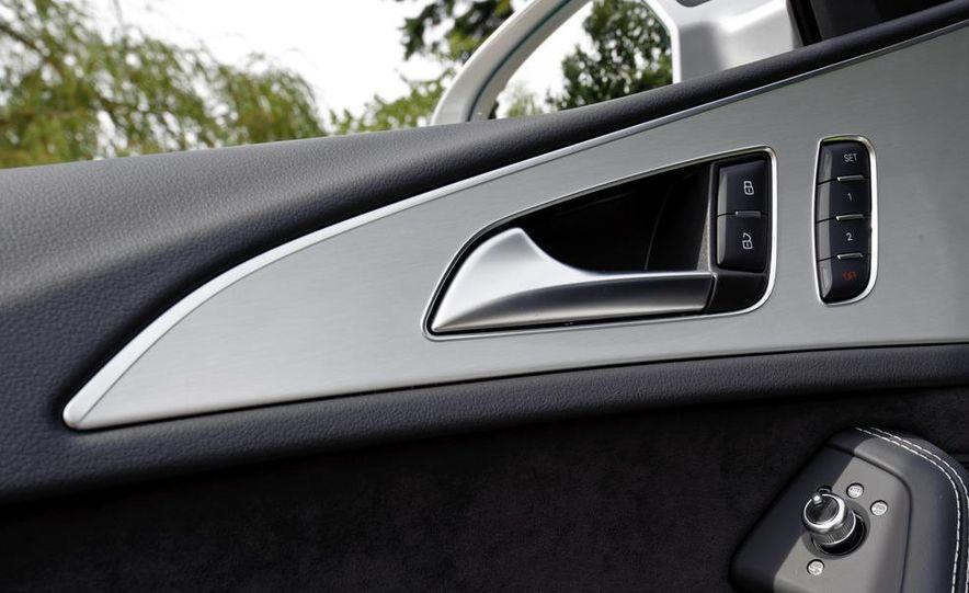 2012 Audi A6 Avant 3.0 TDI S-line - Slide 20