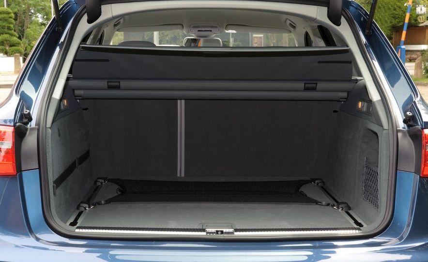 2012 Audi A6 Avant 3.0 TDI S-line - Slide 21