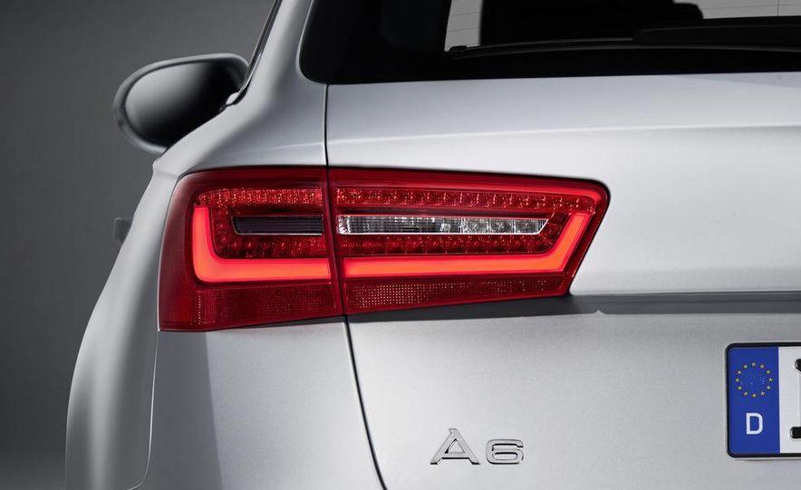 2012 Audi A6 Avant 3.0 TDI S-line - Slide 13