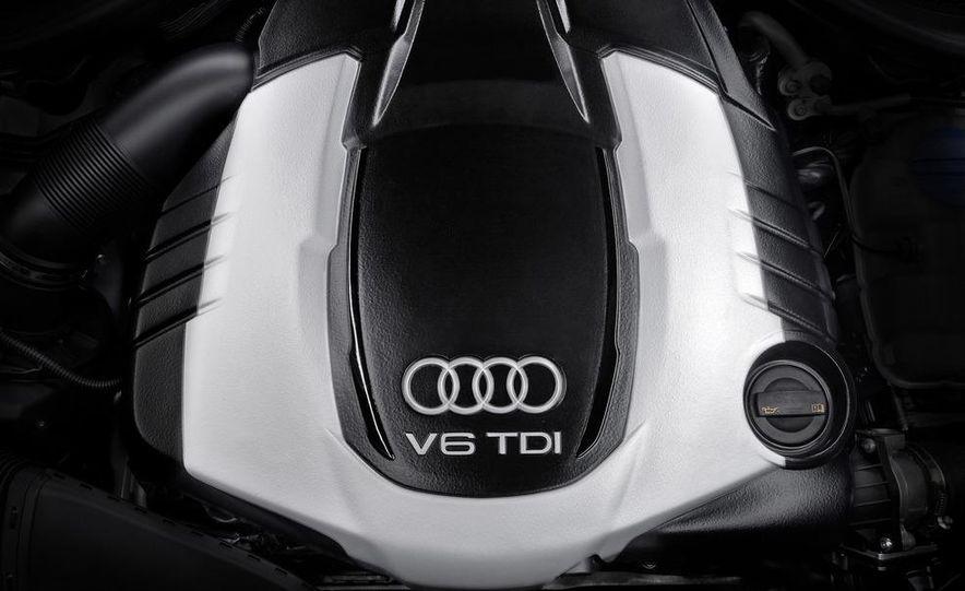 2012 Audi A6 Avant 3.0 TDI S-line - Slide 24
