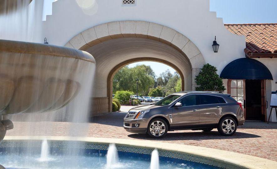 2012 Cadillac SRX - Slide 5