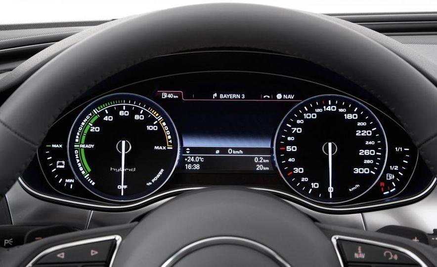 2012 Audi A6 hybrid - Slide 14