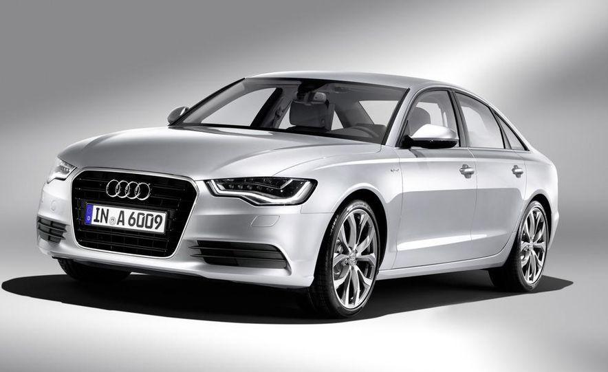2012 Audi A6 hybrid - Slide 1