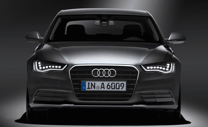 2012 Audi A6 hybrid - Slide 2