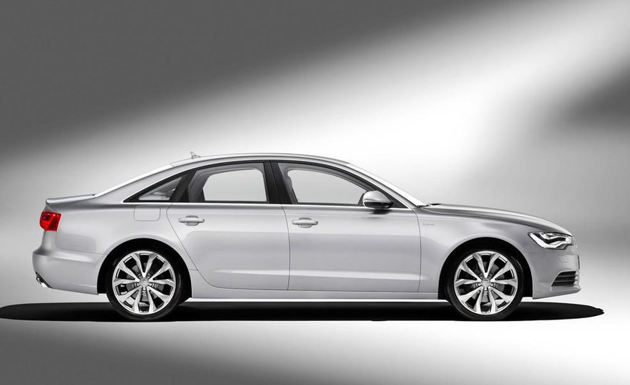 2012 Audi A6 hybrid - Slide 3