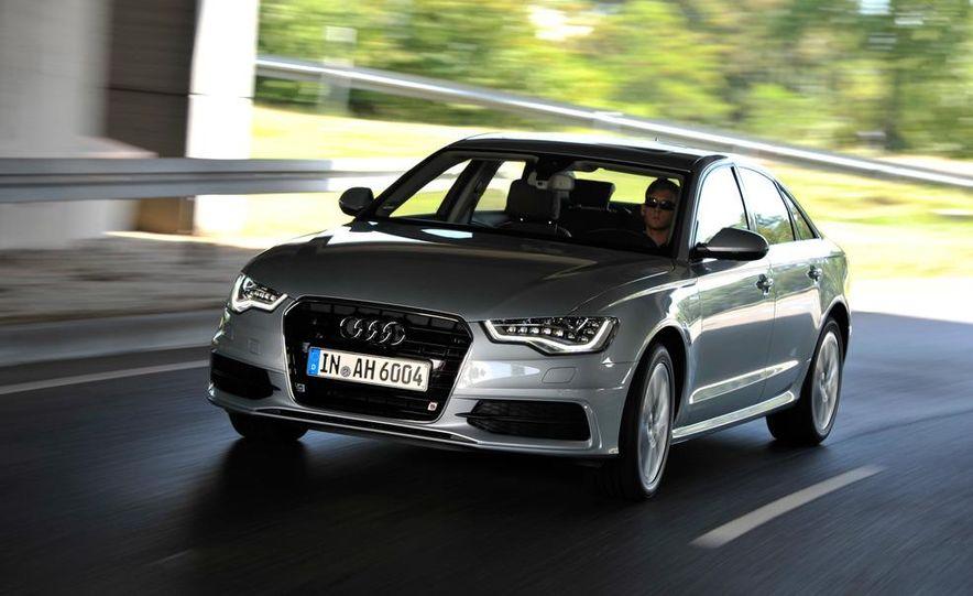 2012 Audi A6 hybrid - Slide 4
