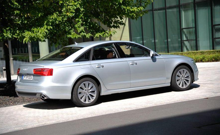 2012 Audi A6 hybrid - Slide 10
