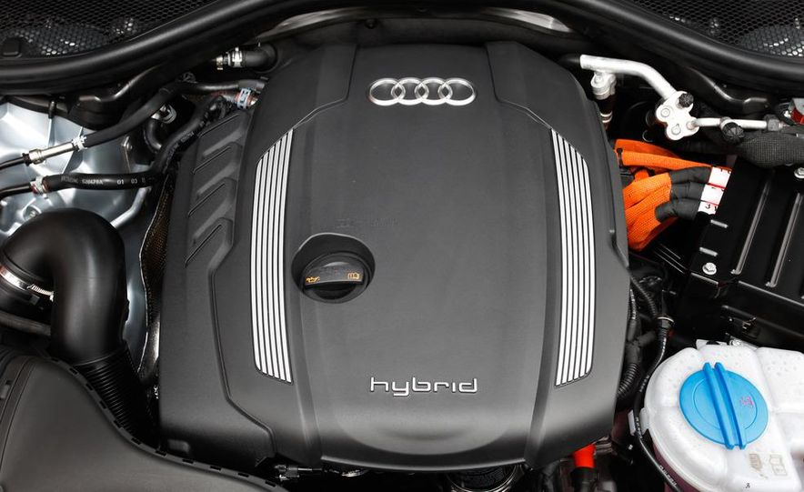2012 Audi A6 hybrid - Slide 15