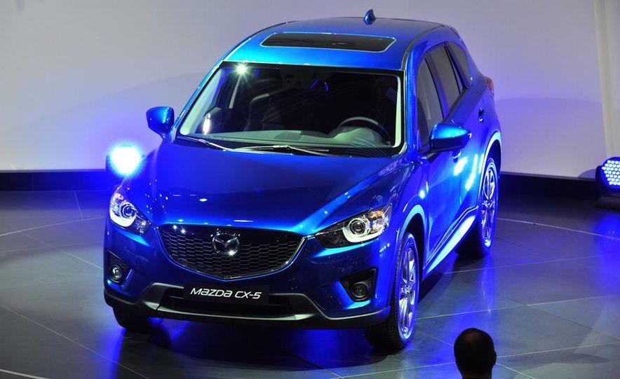 2013 Mazda CX-5 - Slide 1