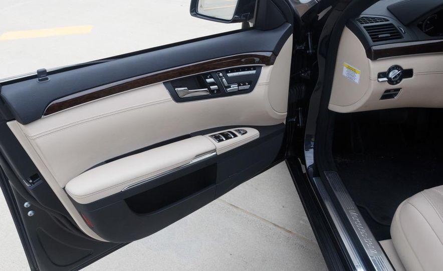 2012 Mercedes-Benz S350 BlueTec 4MATIC - Slide 8