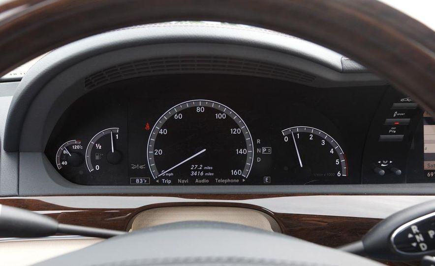 2012 Mercedes-Benz S350 BlueTec 4MATIC - Slide 13