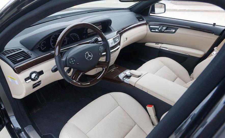 2012 Mercedes-Benz S350 BlueTec 4MATIC - Slide 7