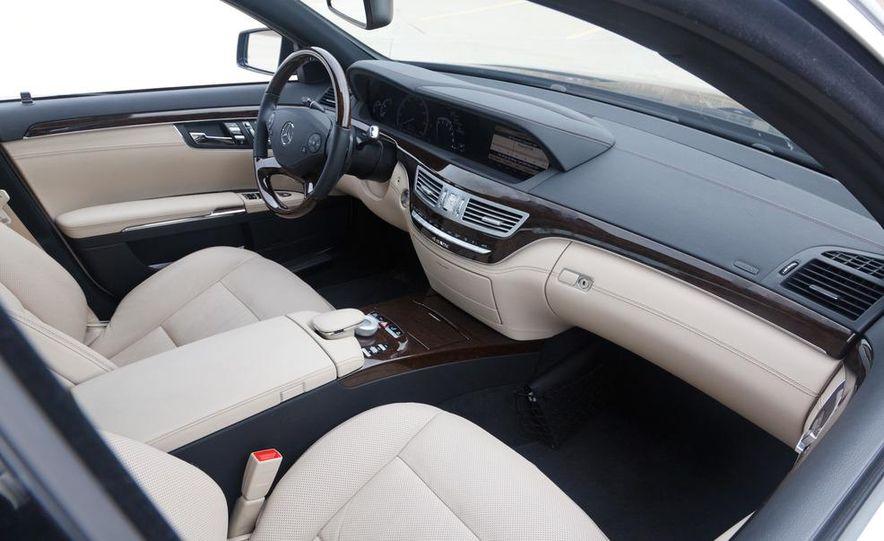 2012 Mercedes-Benz S350 BlueTec 4MATIC - Slide 9