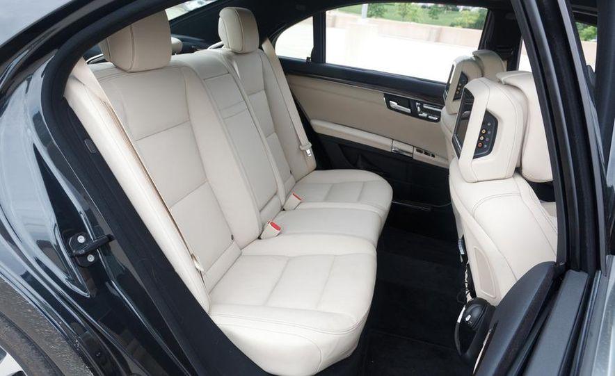2012 Mercedes-Benz S350 BlueTec 4MATIC - Slide 10