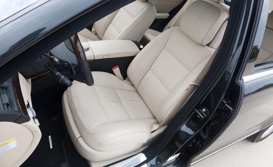 2012 Mercedes-Benz S350 BlueTec 4MATIC - Slide 11