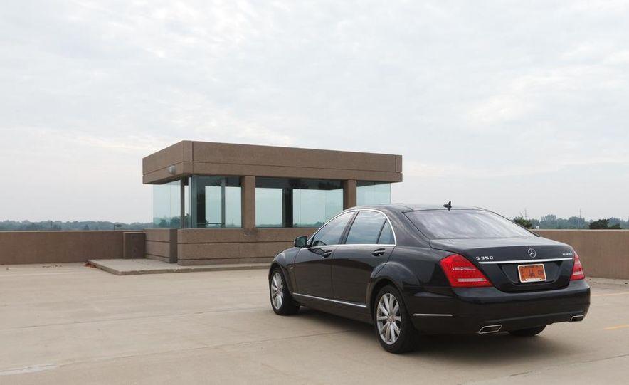 2012 Mercedes-Benz S350 BlueTec 4MATIC - Slide 2