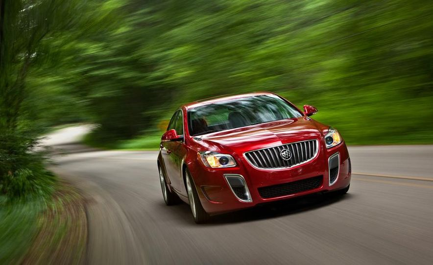 2012 Buick Regal GS (prototype) - Slide 20