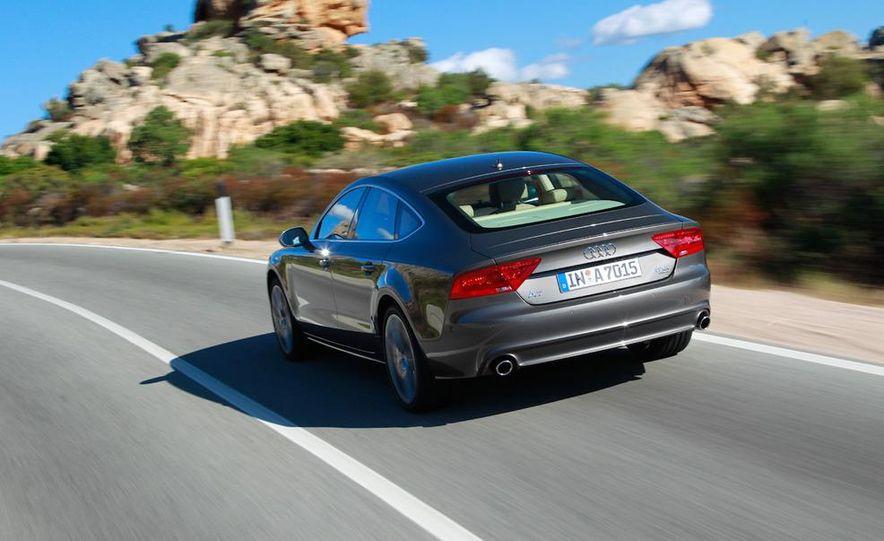 2014 Audi RS7 (spy photo) - Slide 19