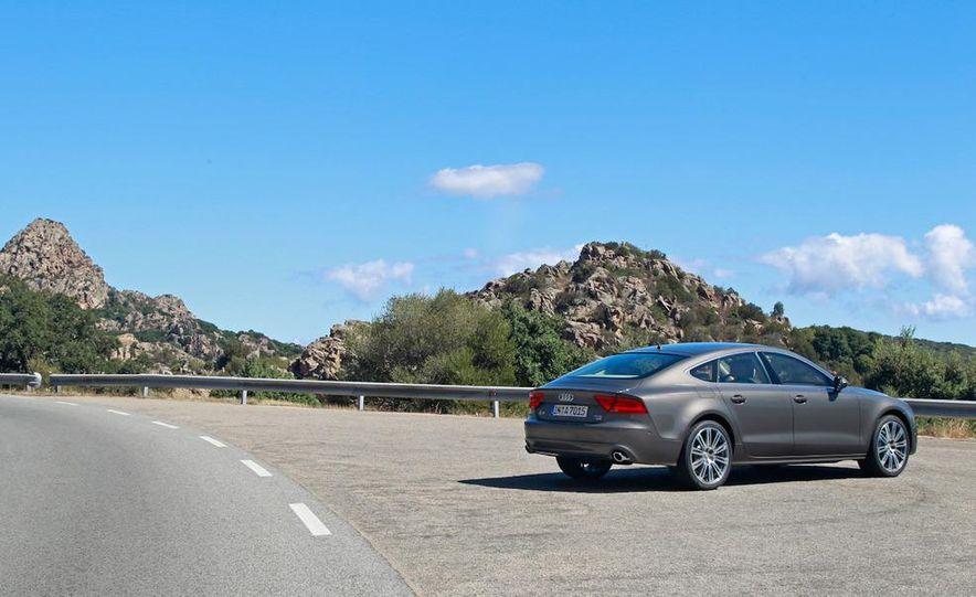 2014 Audi RS7 (spy photo) - Slide 21