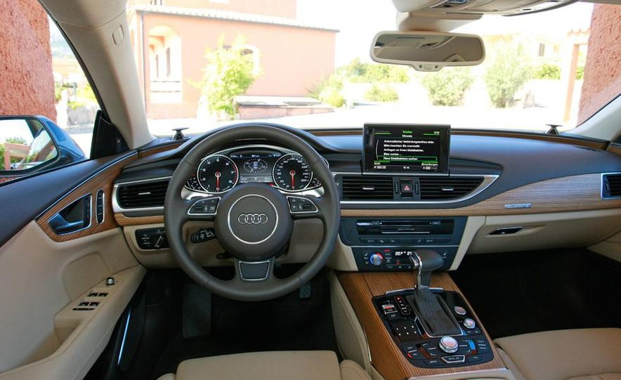 2014 Audi RS7 (spy photo) - Slide 31
