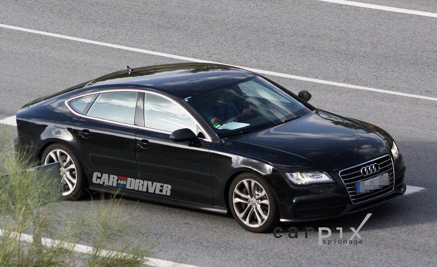 2014 Audi RS7 (spy photo) - Slide 6