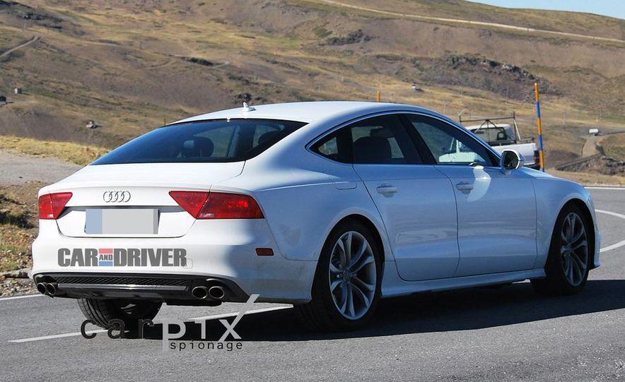 2014 Audi RS7 (spy photo) - Slide 12